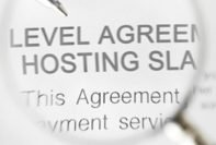 SLA hosting